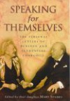 Speaking for Themselves: The Personal Letters of Winston and Clementine Churchill - Winston Churchill