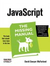 JavaScript: The Missing Manual: The Missing Manual - David Sawyer McFarland