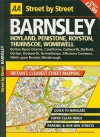 AA Street by Street: Barnsley, Hoyland, Penistone, Royston, Thurnscoe, Wombwell - Automobile Association of Great Britain, A.A. Publishing