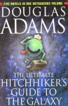 The Ultimate Hitchhiker's Guide to the Galaxy - Douglas Adams, Neil Gaiman
