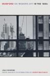 Mumford on Modern Art in the 1930s - Lewis Mumford, Robert Wojtowicz