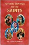 Favorite Novenas to the Saints - Lawrence G. Lovasik