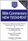 Bible Commentary New Testament: Nelson's Pocket Reference Series (Nelson Pocket Reference Series) - Warren W. Wiersbe