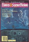The Magazine of Fantasy and Science Fiction, March 1983 - Isaac Asimov, Kim Stanley Robinson, Michael Reaves, Algis Budrys, Edward L. Ferman, Richard Cowper, Timothy Zahn