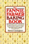 Fannie Farmer Baking Cookbook - Marion Cunningham