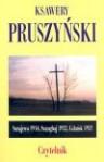 Sarajewo 1914, Szanghaj 1932, Gdańsk 193? - Ksawery Pruszyński
