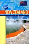 New Zealand (Modern World Nations) - Carol Ann Gillespie