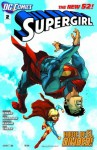 Supergirl (2011- ) #2 - Michael Green, Michael, F Johnson, Mahmud Asar