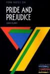 "York Notes On Jane Austen's ""Pride And Prejudice"" (Longman Literature Guides) - Geoffrey Nash"
