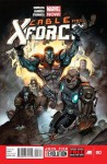 Cable and X-Force (2012) #3 - Dennis Hopeless, Salvador Larroca