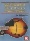 Left-Handed Mandolin Chord Chart - William Bay