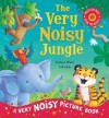 The Very Noisy Jungle - Kathryn White, Gill Guile
