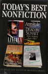 Dead by Sunset/Lincoln/So that Others May Live/Home Again, Home Again (Today's Best Nonfiction, Vol 2, 1996) - David Herbert Donald, Hank Whittemore, Thomas Froncek, Caroline Hebard, Ann Rule