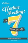 Effective Meetings in 7 simple steps - Barry Tomalin