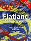 Flatland - Elite Illustrated Edition - Edwin A. Abbott, Steve Unwin
