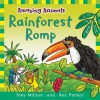 Amazing Animals: Rainforest Romp - Tony Mitton, Ant Parker