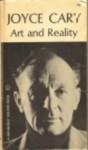 Art And Reality: Ways Of The Creative Process - Joyce Cary