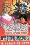 Voltron Volume 2: Paradise Lost - Dan Jolley, E.J. Su
