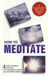 How to Meditate (Audio) - Lawrence LeShan, Paul Michael