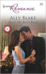 Hired: The Boss's Bride (Nine to Five) (Harlequin Romance, #4055) - Ally Blake