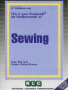 Sewing - National Learning Corporation