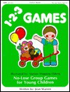 Totline 123 Games (1-2-3 Series) (No-Lose Games: Ages 2-6) - Jean Warren, Elizabeth McKinnon, Marion H. Ekberg