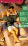 Ryan Blake's Revenge (Silhouette Intimate Moments No. 521) - Clara Wimberly