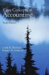 Core Concepts of Accounting - Leslie K. Breitner