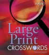Large Print Crosswords #4 - Thomas Joseph