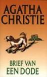Brief van een dode - Agatha Christie