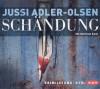 Schändung (Sonderdezernat Q, #2) - Jussi Adler-Olsen, Wolfram Koch