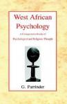 West African Psychology - Geoffrey Parrinder