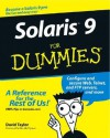 Solaris 9 for Dummies - David Taylor