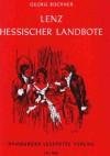 Lenz. Hessischer Landbote - Georg Büchner