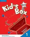 Kid's Box American English Level 1 Teacher's Edition - Melanie Williams, Caroline Nixon, Michael Tomlinson