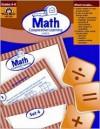 Math Cooperative Learning Cards, Grades 4-6 - Evan-Moor Educational Publishing, Jill Norris