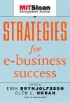 Strategies for E-Business Success - Erik Brynjolfsson, Glen Urban
