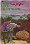 Five Run Away to Danger - Enid Blyton