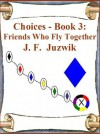 Friends Who Fly Together (Choices, #3) - J.F. Juzwik