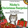 Nicky's Christmas Surprise - Harriet Ziefert