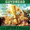 Guys Read: The Sports Pages (Audio) - Jon Scieszka, Jacqueline Woodson, Gordon Korman, Chris Rylander