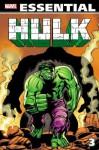 Essential Hulk - Volume 3: Reissue - Stan Lee, Roy Thomas, Harlan Ellison, Herb Trimpe, Gil Kane, Sal Buscema