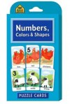 Numbers, Colors And Shapes - School Zone Publishing Company
