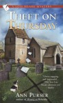 Theft on Thursday - Ann Purser