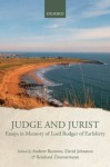 Judge and Jurist: Essays in Memory of Lord Rodger of Earlsferry - Andrew Burrows, David Johnston Qc, Reinhard Zimmermann, QC, David Johnston