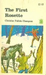 The First Rosette - Christine Pullein-Thompson