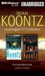 Dean Koontz 2 Vol. Book Set: Watchers / Midnight - J. Charles, Dean Koontz