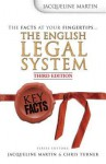 Key Facts: The English Legal System - Jacqueline Martin
