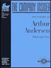 Arthur Andersen: The WetFeet.com Insider Guide (Wetfoot.Com Insider Guide) - Steve Pollock, Gary Alpert, Wetfeet.Com