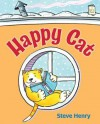 Happy Cat (I Like to Read®) - Steve Henry